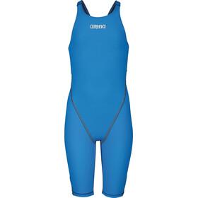 arena Powerskin St 2.0 Short Leg Open Full Body Suit Junior royal